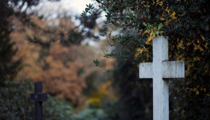 Kirchliche Bestattung